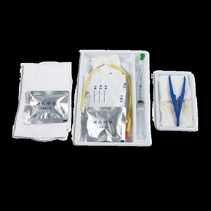 伟康Veracon  一次性使用导尿包 硅胶 双腔 F16(50个/箱)基本信息