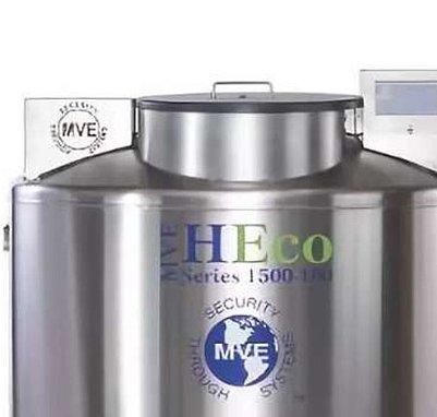 MVE   1500 系列 -190℃ 高效冻存罐     1536P-190产品优势