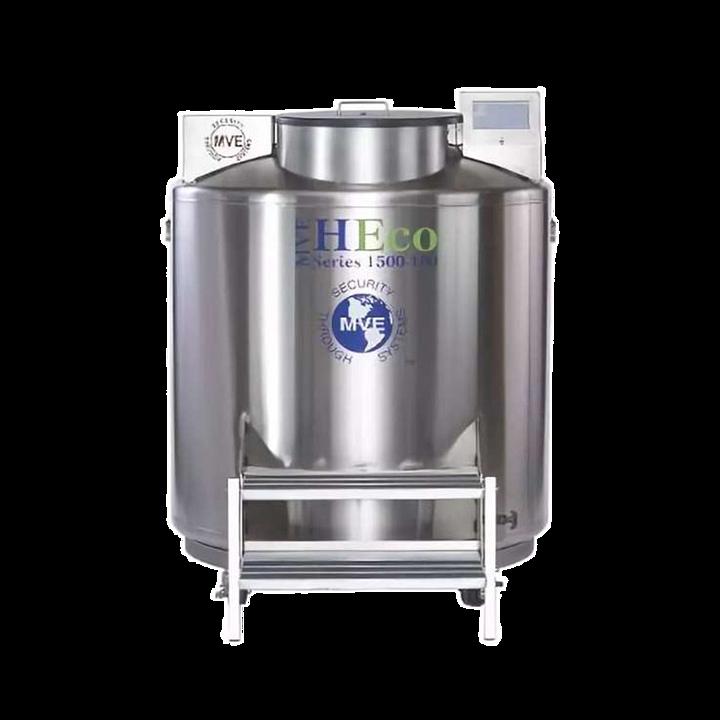 MVE   1500 系列 -190℃ 高效冻存罐     1536P-190基本信息