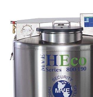 MVE 800 系列 -190℃ 高效冻存罐 815P-190产品优势