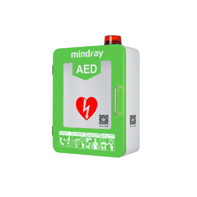 AED急救联盟 壁挂式橱柜 适配迈瑞AED