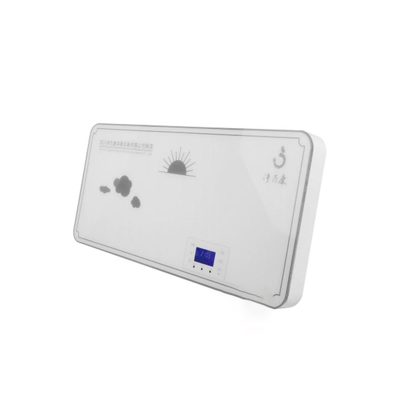 净为康JWK  等离子空气净化消毒机  JWK/JH-A(平板壁挂式100m³)