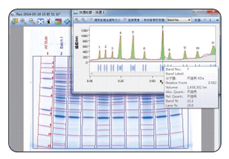 Bio-Rad伯乐 凝胶成像系统SYSTEM GelDoc XR+ IMAGELAB产品细节