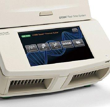 伯乐 Bio-Rad 实时荧光定量PCR仪 CFX96 Touch 1855195产品优势