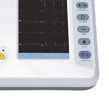 艾瑞康Aricon 六道心电图机 ECG-6D产品优势