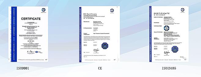 沪通HUTONG 平直电极 GSD-SE01-3(H)产品细节