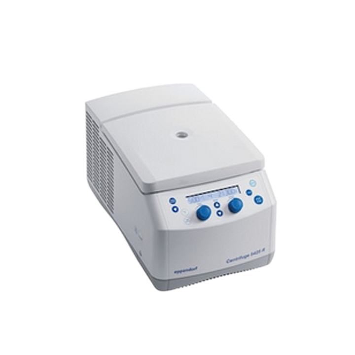艾本德 Eppendorf 高速离心机 High speed centrifuge 5425(按键式)基本信息