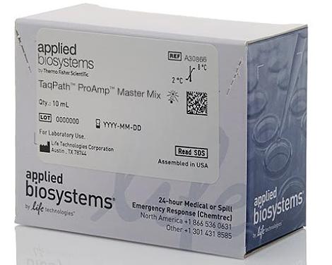 ABI TaqPath™ ProAmp™ 预混液 10ml A30866产品优势