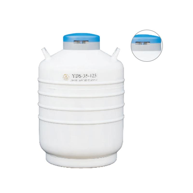 金凤 液氮生物容器贮存型 YDS-35-125优等品