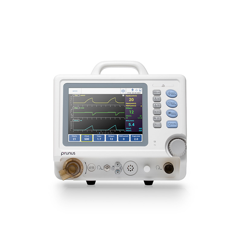 普博PRUNUS 呼吸机 Boaray 2000C(含车湿臂)