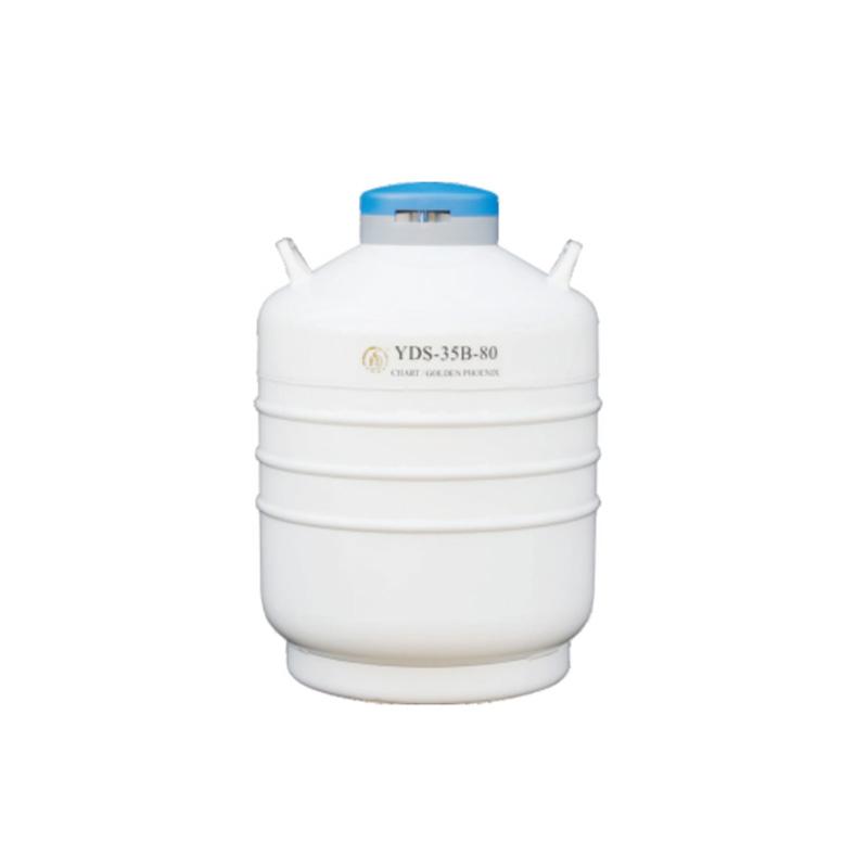 金凤 液氮生物容器运输型  YDS-35B-80优等品