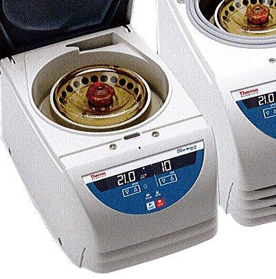 赛默飞世尔 Thermo Heraeus 微量离心机 MicroCL 17R产品优势