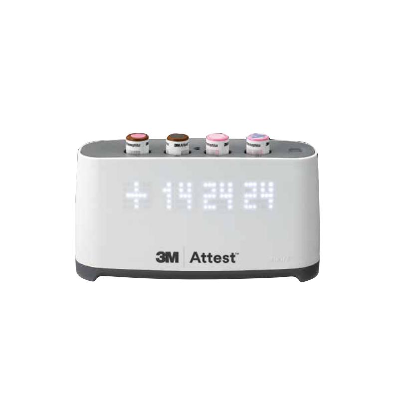 3M™ Attest™  Mini 高低温两用自动阅读器 490M