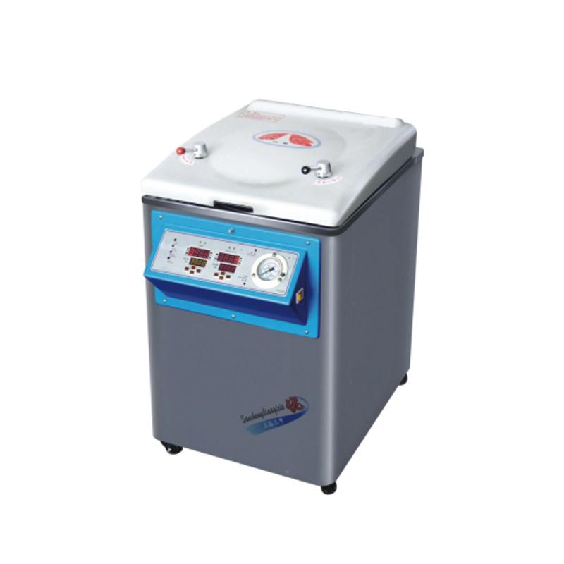 三申 G型立式压力蒸汽灭菌器(智能控制+干燥型)  YM50FG