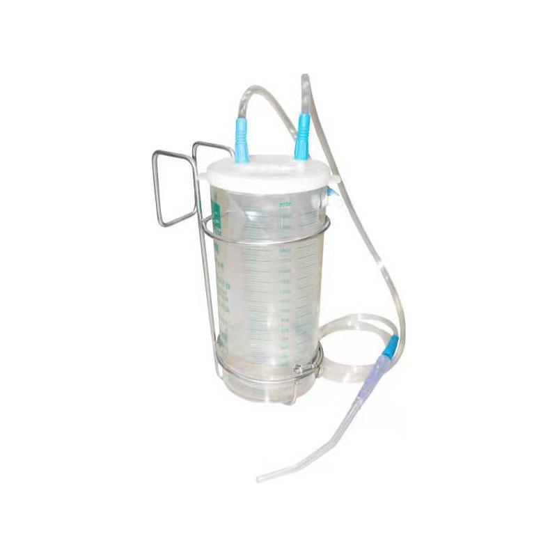 驼人TUOREN 医疗废液收集装置单瓶 2000ml(1个/箱)