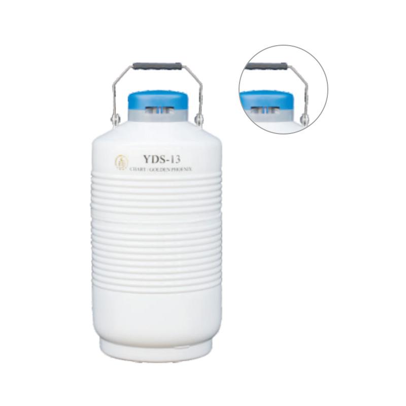 金凤 液氮生物容器贮存型  YDS-13优等品