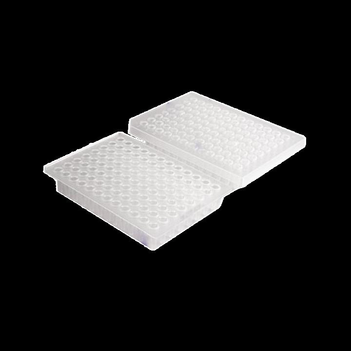 乐斐 LAVIBE PCR板 0.2毫升半裙边无色非灭菌 2244030002基本信息
