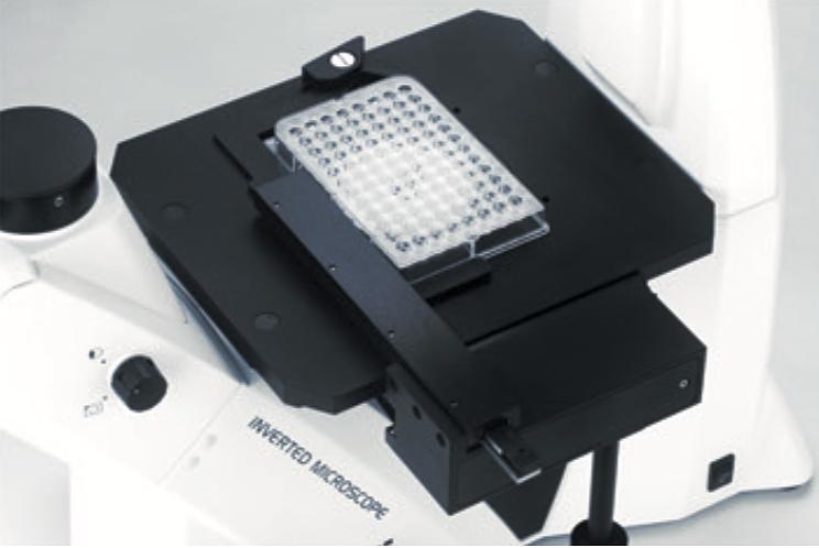 奥特 倒置生物显微镜BDS400产品细节