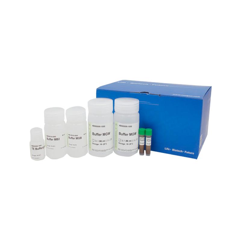 生工 磁珠法DNA胶回收试剂盒 50次 B518743-0050
