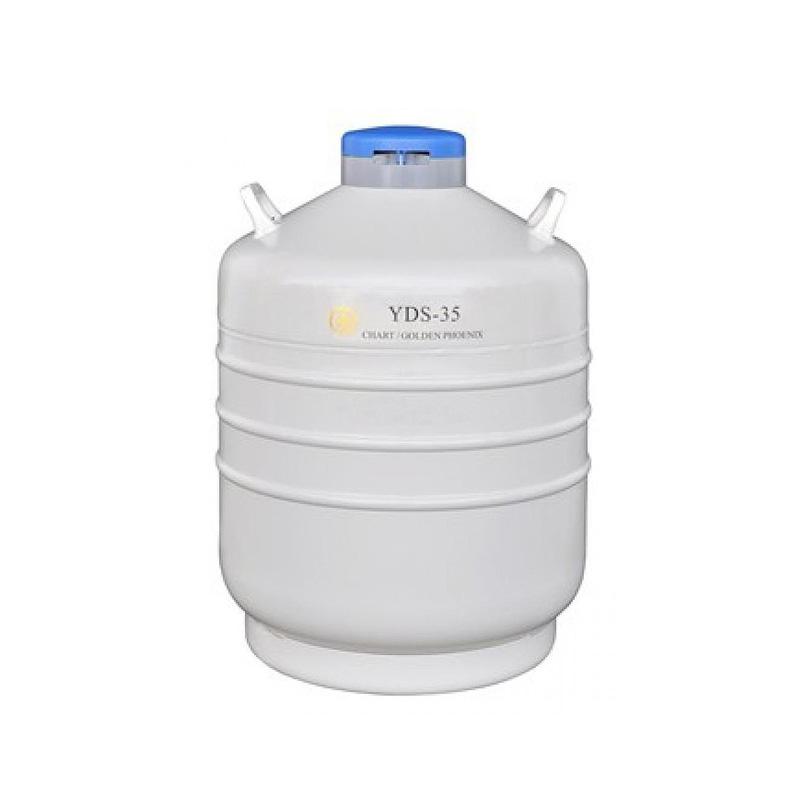 金凤 液氮生物容器贮存型  YDS-35