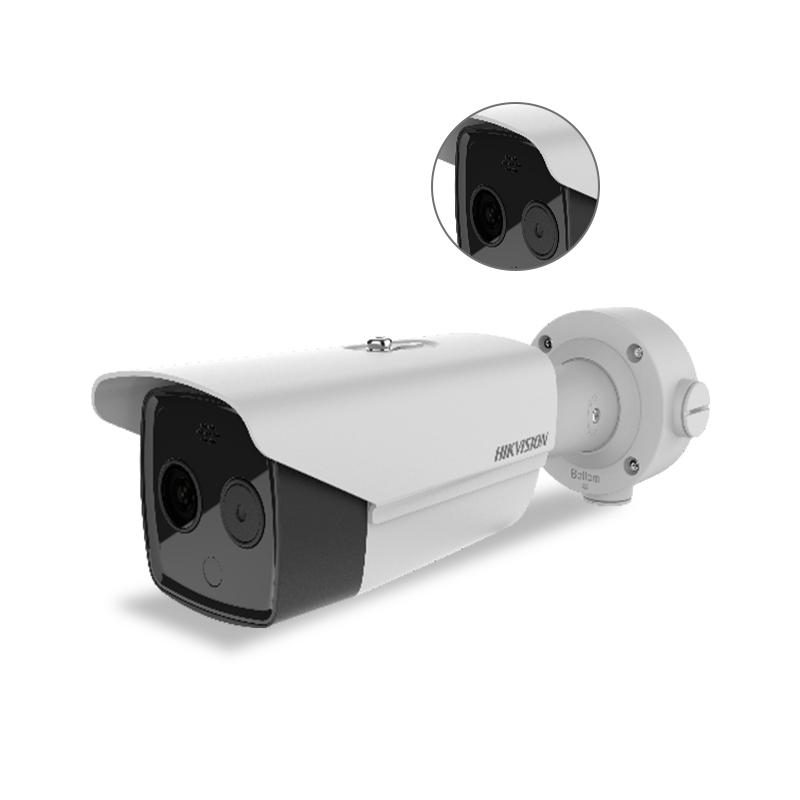海康威视 人体测温双光筒机 DS-2TD2617B-10/PA