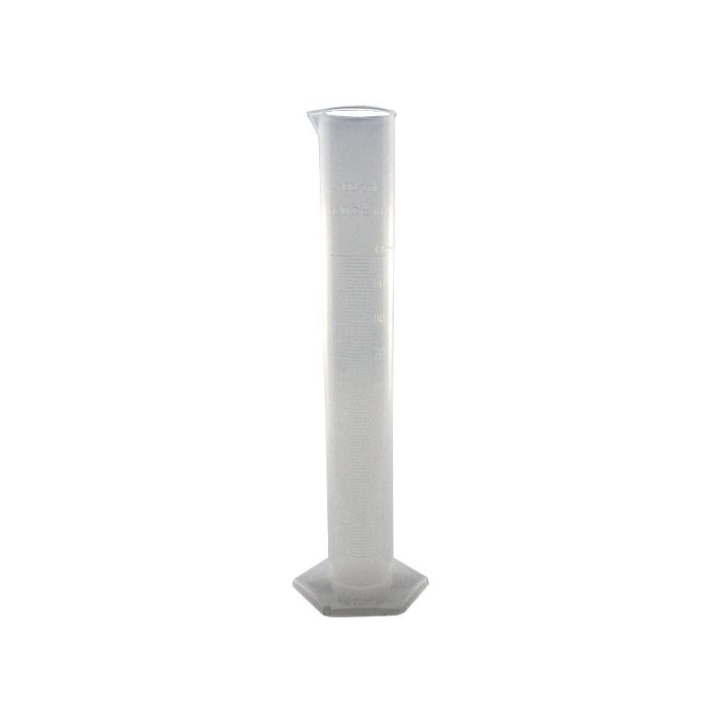 新康(XK) 一次性量筒 X528-3 100ml 塑料 袋装 (1只)