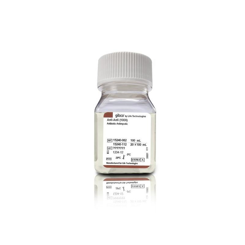 Gibco ANTI-ANTI 100ml/瓶 15240062