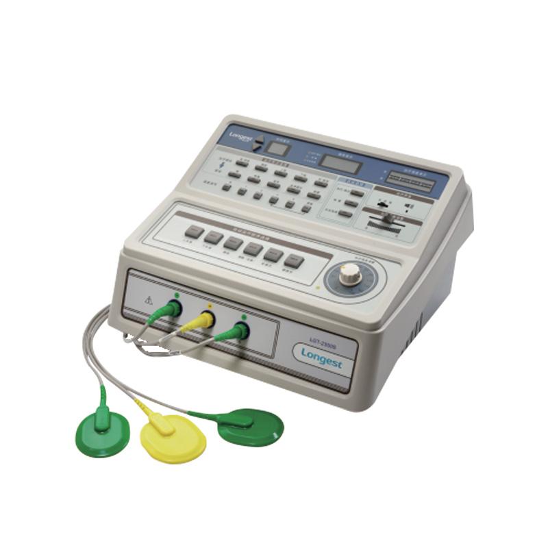 龙之杰Longest 低频电子脉冲治疗仪(低周波治疗仪)  LGT-2300S