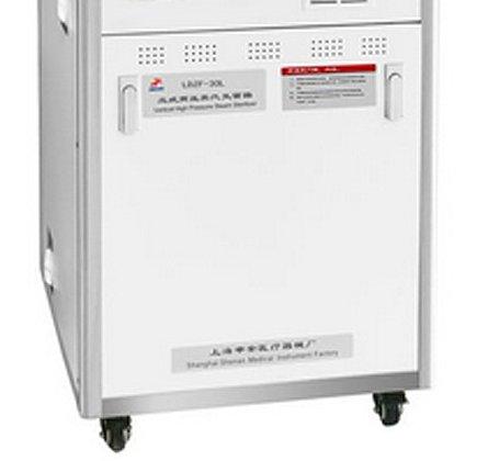 申安Shenan 立式高压蒸汽灭菌器 LDZF-50L-I产品优势