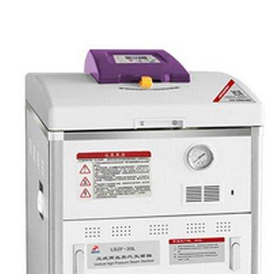 申安 Shenan 立式高压蒸汽灭菌器 LDZF-30L-I产品优势