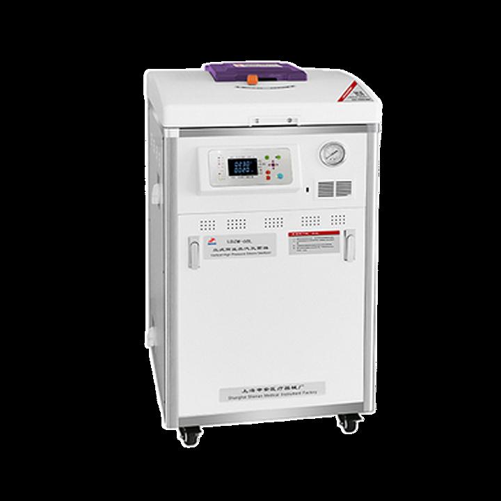 申安 Shenan 立式高压蒸汽灭菌器 LDZM-60L基本信息