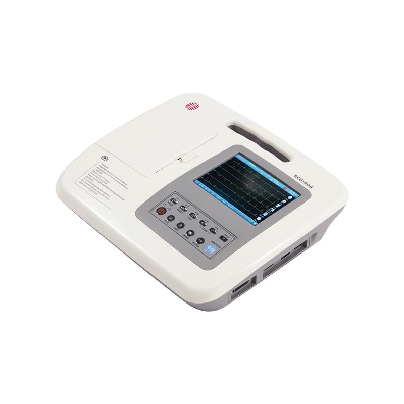凯沃尔carewell 数字式心电图机 ECG-1106L