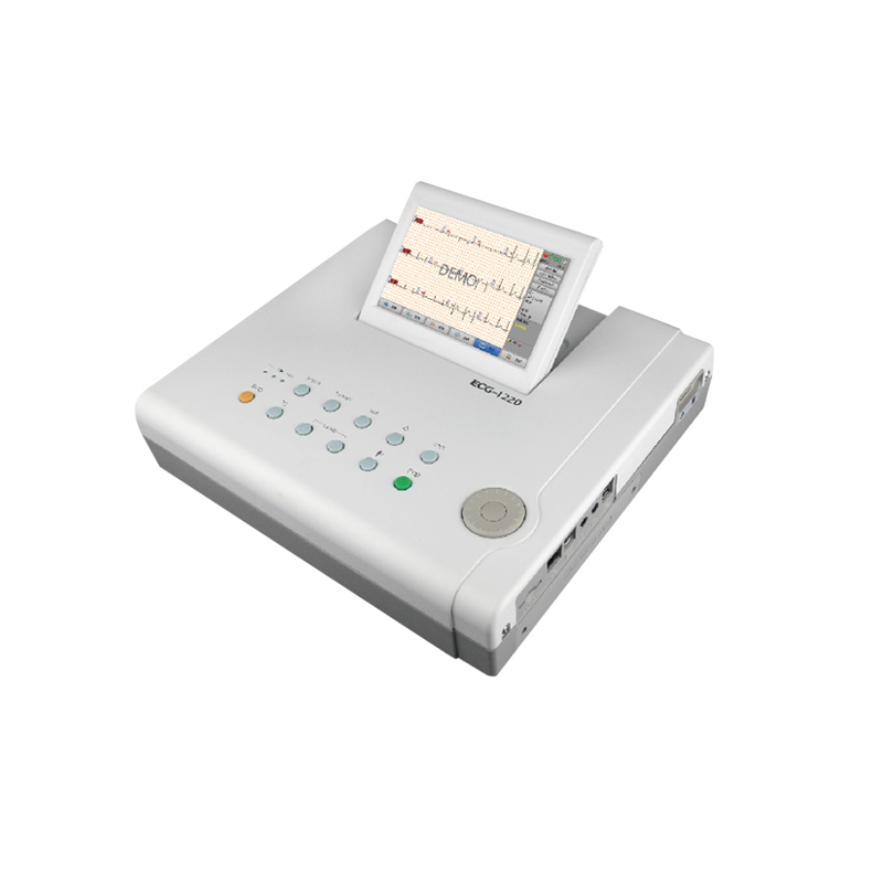 邦健十二道心电图机ECG-1220