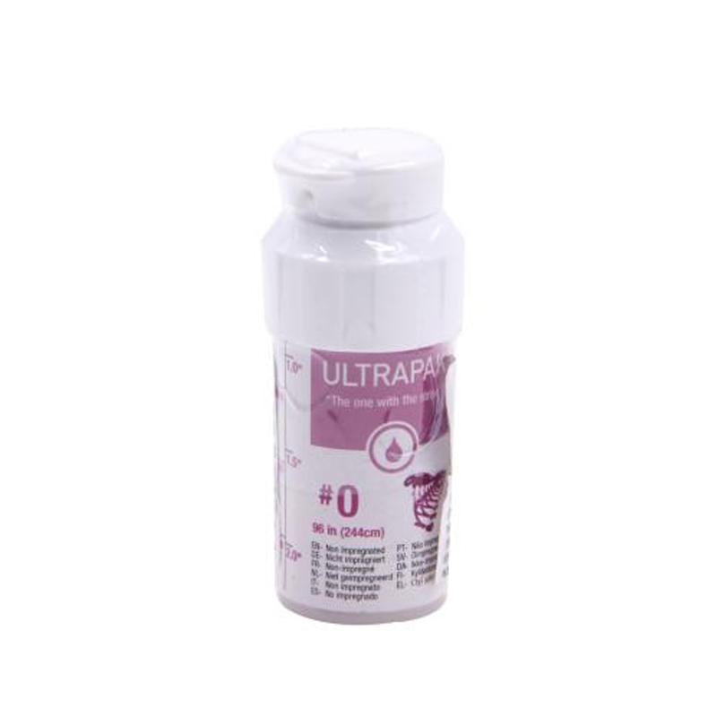 皓齿 ULTRADENT Ultrapak排龈线 #0(1瓶)