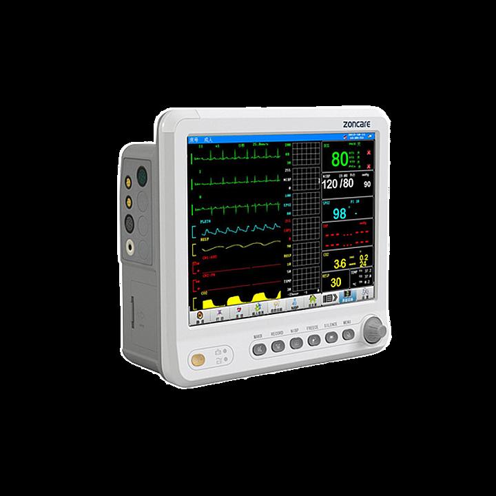 中旗多参数监护仪PM-7000C(标配+三通道记录仪模块)基本信息