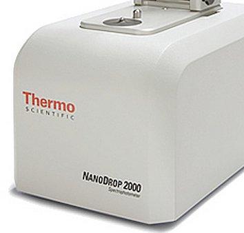 赛默飞世尔 Thermo 微量紫外分光光度计 Nandrop2000产品优势