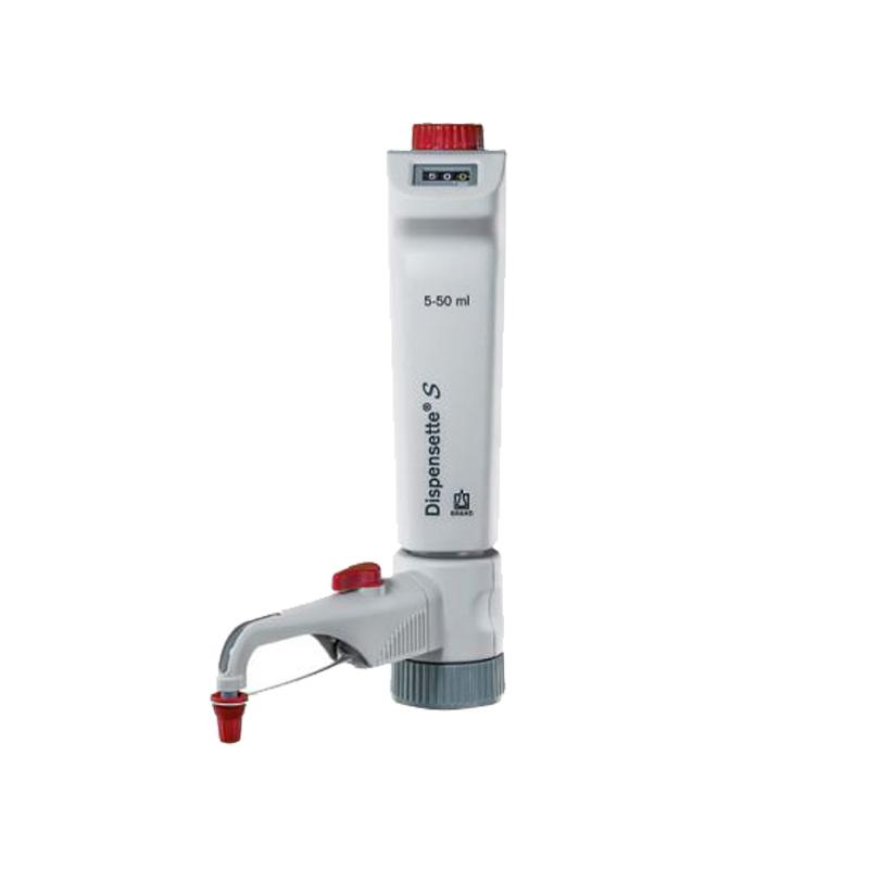 普兰德 Brand Dispensette® S瓶口分配器 5-50ml 4600361