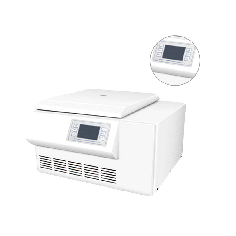 白洋  台式高速冷冻离心机 BY-R16型