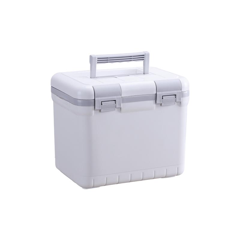 厦门齐冰   2-8度便携式冷藏箱  QBLL0609