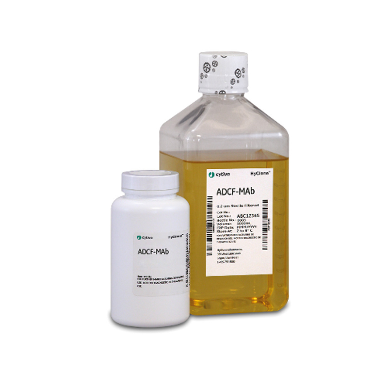 Hyclone ADCFmab液体培养基L-谷氨酰胺HEPES无酚红 500ml