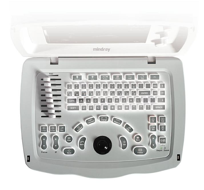 迈瑞Mindray 全数字便携式超声诊断系统 DP-2200Plus产品细节