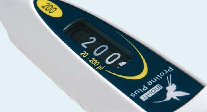 赛多利斯 Sartorius proline plus手动单道可调移液器 0.5-10μl 728020产品优势
