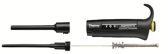 赛默飞世尔 Thermo Finnpipette F2 十二道移液器 黄色 100ul  4662060产品优势