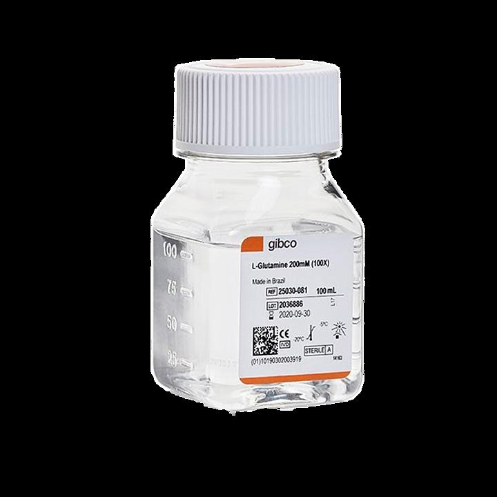 Gibco L-Glutamine 100 mL 25030081基本信息