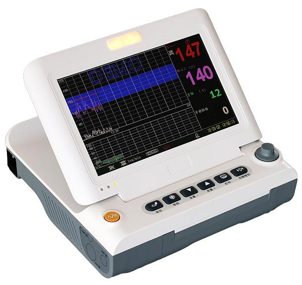 艾瑞康Aricon 胎儿监护仪 FM-6A(有线款 六参)基本信息