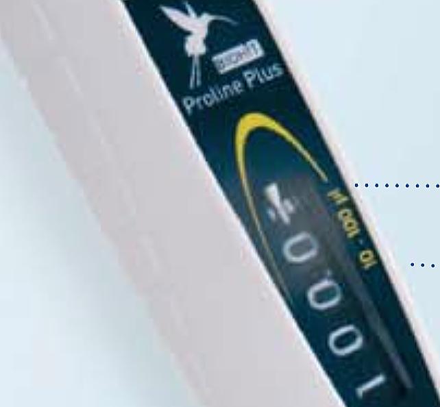 赛多利斯 Sartorius proline plus手动单道可调移液器 0.5-10μl 728020产品细节