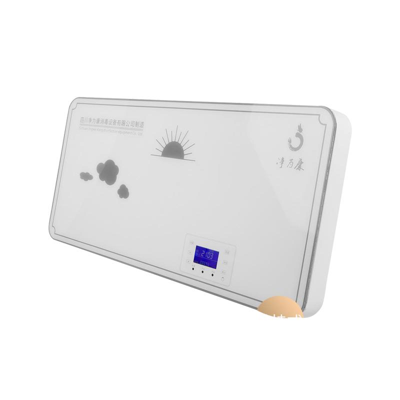 净为康JWK 紫外线空气净化消毒机(平板壁挂式120m³) JWK/XD-A