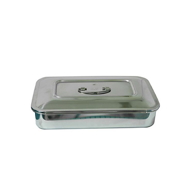 金钟 不锈钢消毒盘 R0B150(无孔9吋)