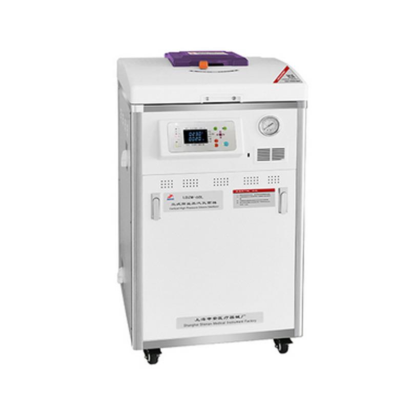 申安 Shenan 立式高压蒸汽灭菌器 LDZM-60L-I