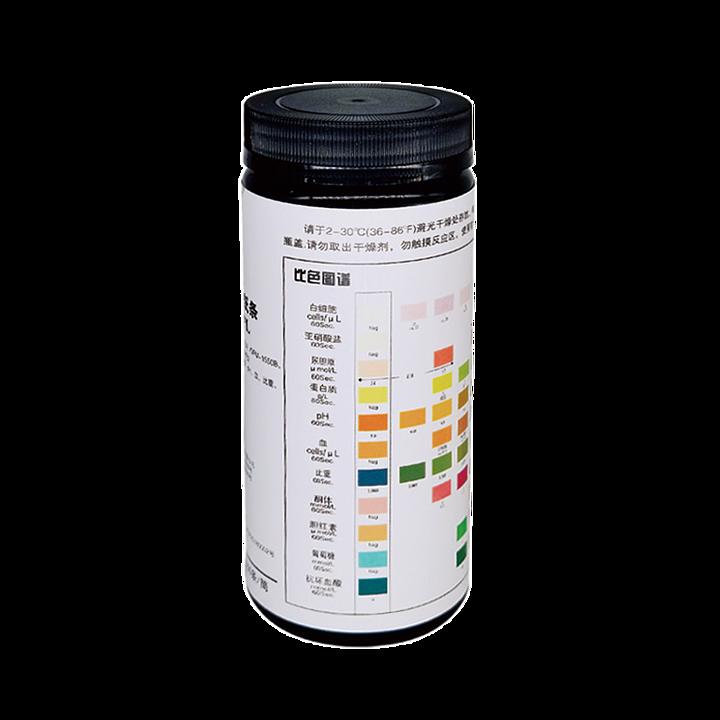 领先 尿液分析试纸条 OPL-11(100条/筒)基本信息